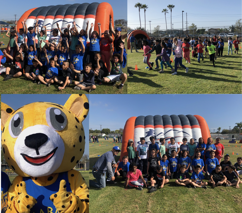 Fun Run @ Cerritos School